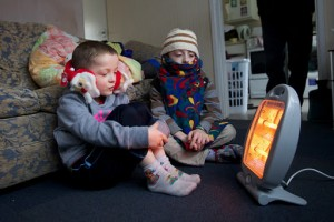 problemos su radiatoriumi